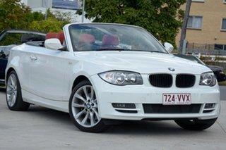 Used BMW 123d Steptronic, Kedron, 2011 BMW 123d Steptronic E88 MY11 Convertible