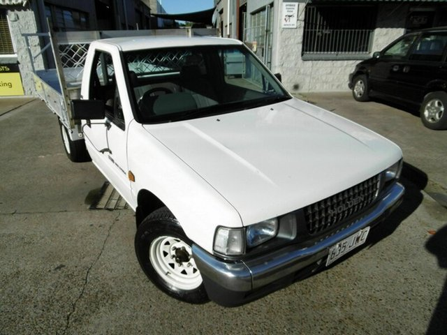 Used Holden Rodeo DLX, Moorooka, 1994 Holden Rodeo DLX TF Cab Chassis