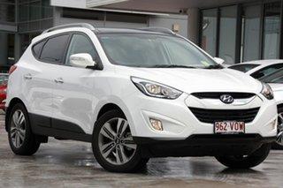 Discounted Demonstrator, Demo, Near New Hyundai ix35 Highlander AWD, Kedron, 2014 Hyundai ix35 Highlander AWD LM3 MY15 Wagon