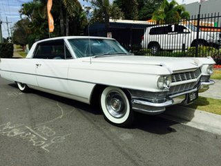 Used Cadillac Coupe Deville, Springwood, 1964 Cadillac Coupe Deville Coupe