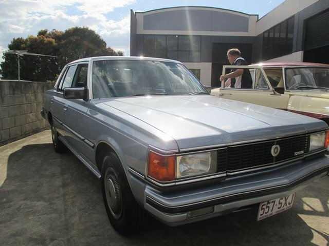 Used Toyota Crown Royal Sedan EFI, Capalaba, 1983 Toyota Crown Royal Sedan EFI Sedan