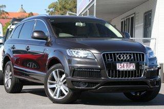 Used Audi Q7 TDI Tiptronic Quattro, Nundah, 2011 Audi Q7 TDI Tiptronic Quattro MY11 Wagon