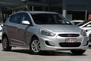 Discounted Demonstrator, Demo, Near New Hyundai Accent Active, Kedron, 2014 Hyundai Accent Active RB2 Hatchback