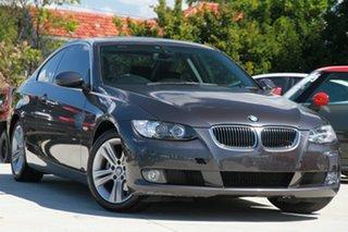 Used BMW 325I Steptronic, Kedron, 2007 BMW 325I Steptronic E92 Coupe