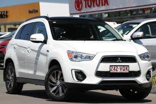 Used Mitsubishi ASX XLS (2WD), 2015 Mitsubishi ASX XLS (2WD) XB MY15 Wagon