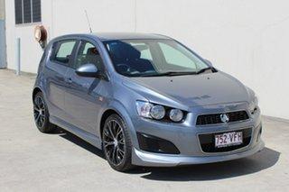 Used Holden Barina CD, 2014 Holden Barina CD TM MY15 Hatchback