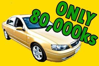 Used Ford Fairmont Ghia, Enfield, 2005 Ford Fairmont Ghia BA MkII Sedan