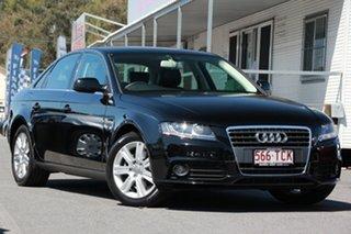 Used Audi A4 Multitronic, Nundah, 2009 Audi A4 Multitronic B8 8K MY10 Sedan