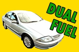 Used Ford Falcon Forte, LPG/petrol,, Enfield, 2002 Ford Falcon Forte, LPG/petrol, Auiii Sedan