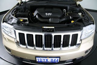 Used Jeep Grand Cherokee Limited, Victoria Park, 2011 Jeep Grand Cherokee Limited Wagon.