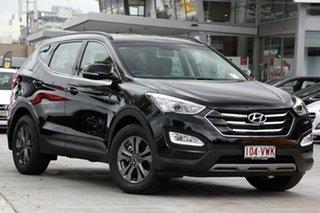 Discounted Demonstrator, Demo, Near New Hyundai Santa Fe Active, Kedron, 2014 Hyundai Santa Fe Active DM2 MY15 Wagon