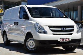 Discounted Demonstrator, Demo, Near New Hyundai iLOAD, Kedron, 2015 Hyundai iLOAD TQ-V MY15 Van