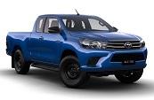 New Toyota HiLux, Toyotaways, Rockingham