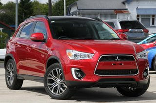 Discounted Demonstrator, Demo, Near New Mitsubishi ASX XLS 2WD, Nundah, 2015 Mitsubishi ASX XLS 2WD XB MY15.5 Wagon