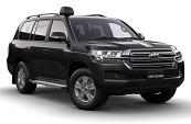 New Toyota LandCruiser 200, Toyotaways, Rockingham