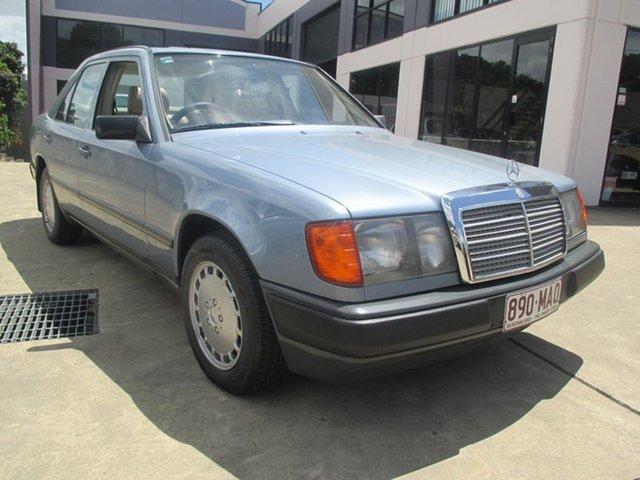 Used Mercedes-Benz 300E 300E, Capalaba, 1987 Mercedes-Benz 300E 300E Sedan
