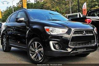 Discounted Demonstrator, Demo, Near New Mitsubishi ASX XLS, Nundah, 2015 Mitsubishi ASX XLS XB MY15.5 Wagon
