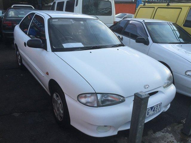Used Hyundai Excel GX, Glen Waverley, 1999 Hyundai Excel GX Hatchback