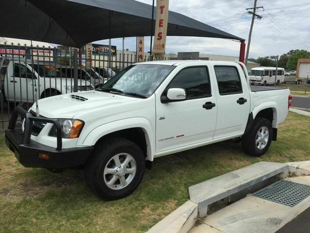 Discounted Used Holden Colorado LX-R (4x4), Toowoomba, 2011 Holden Colorado LX-R (4x4) Crewcab