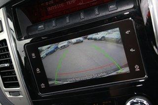 2019 Mitsubishi Pajero GLS Wagon.