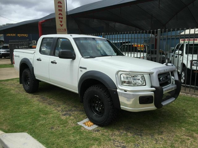 Discounted Used Ford Ranger XL (4x4), Toowoomba, 2008 Ford Ranger XL (4x4) Dual Cab