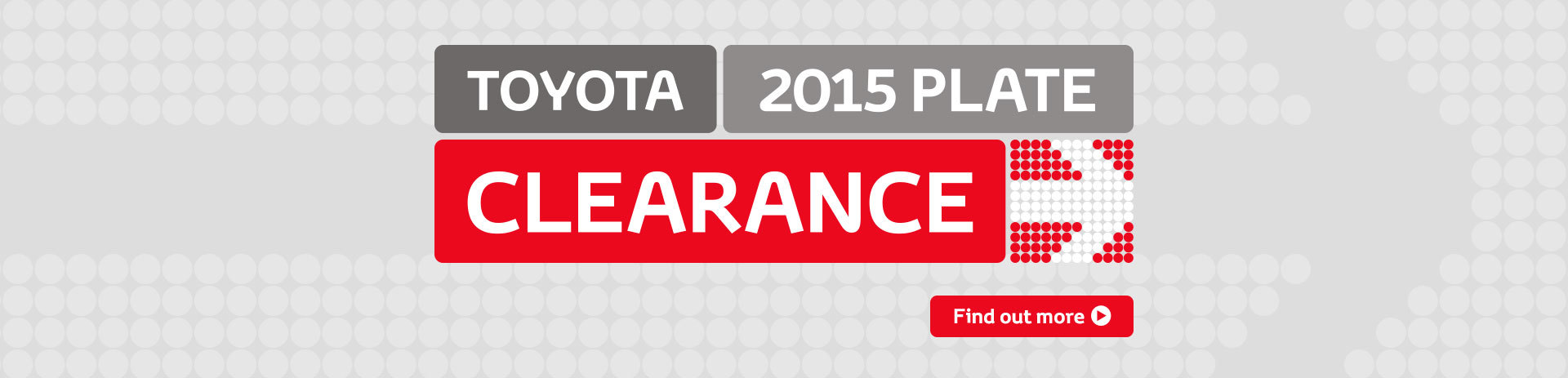 Special Offers On Selected 2015 Plate Models