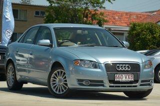 Used Audi A4 Multitronic, Kedron, 2007 Audi A4 Multitronic B7 Sedan