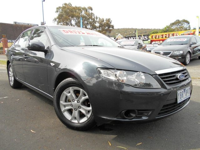 Used Ford Falcon XT, Upper Ferntree Gully, 2010 Ford Falcon XT Sedan