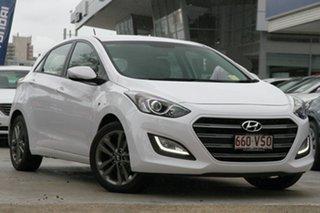 Discounted Demonstrator, Demo, Near New Hyundai i30 SR, Kedron, 2015 Hyundai i30 SR GD3 Series II MY16 Hatchback