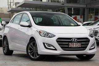Discounted Demonstrator, Demo, Near New Hyundai i30 Premium DCT, Kedron, 2015 Hyundai i30 Premium DCT GD3 Series II MY16 Hatchback