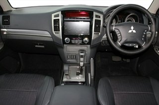 2018 Mitsubishi Pajero GLS Wagon.