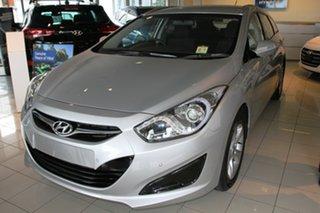 Discounted Demonstrator, Demo, Near New Hyundai i40 Active Tourer, Kedron, 2014 Hyundai i40 Active Tourer VF2 Wagon