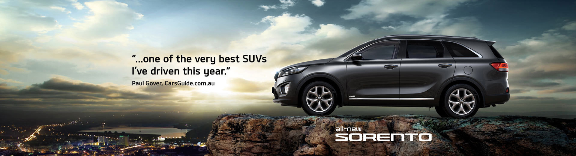 All-new New Kia Sorento