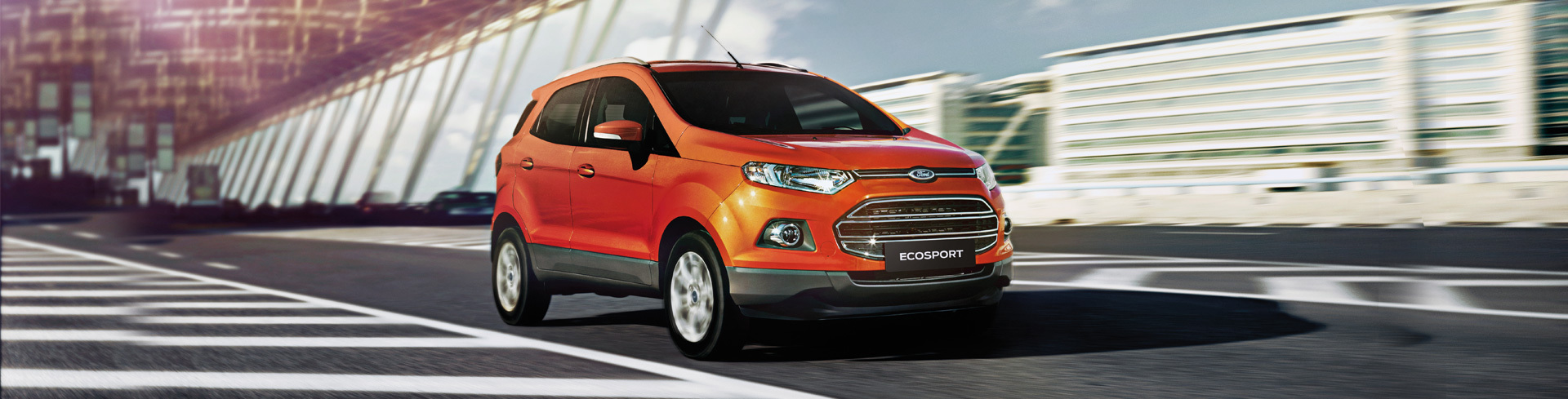 New Ford Eco Sport