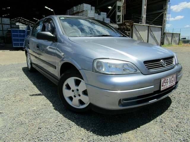 Used Holden Astra Classic, Moorooka, 2004 Holden Astra Classic TS MY04.5 Hatchback