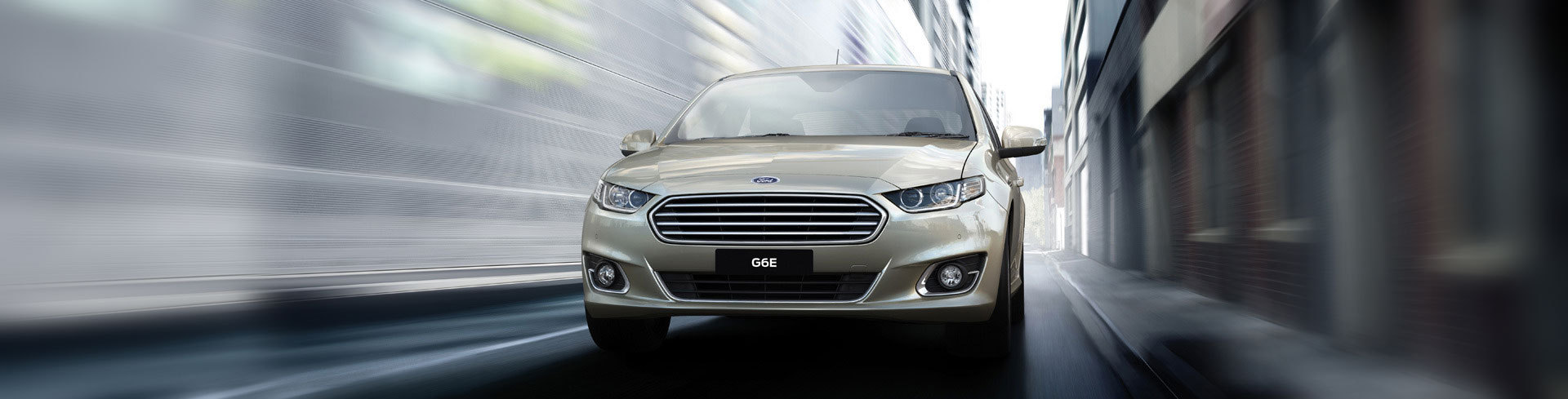 New Ford G6E