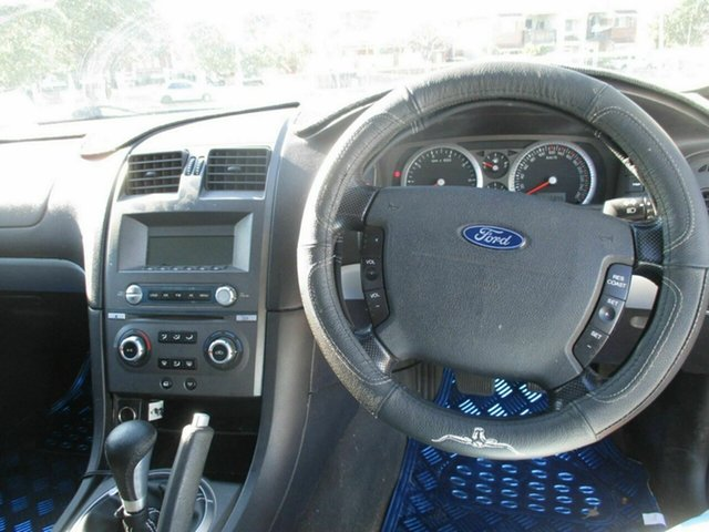 Used Ford Falcon XR6, Victoria Park, 2004 Ford Falcon XR6 Utility