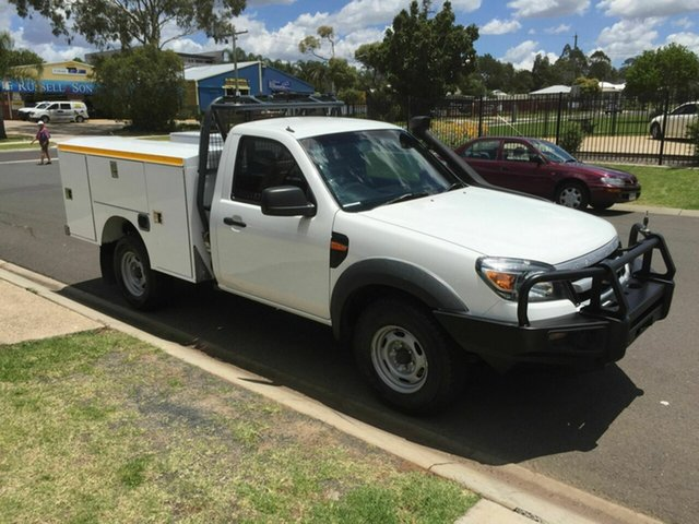 Discounted Used Ford Ranger XL (4x4), Toowoomba, 2009 Ford Ranger XL (4x4) Service Body