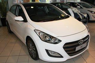 Discounted Demonstrator, Demo, Near New Hyundai i30 Premium, Kedron, 2014 Hyundai i30 Premium GD MY14 Hatchback