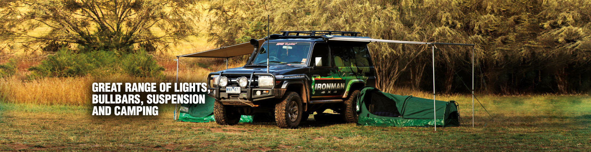 WD Central Ironman 4x4