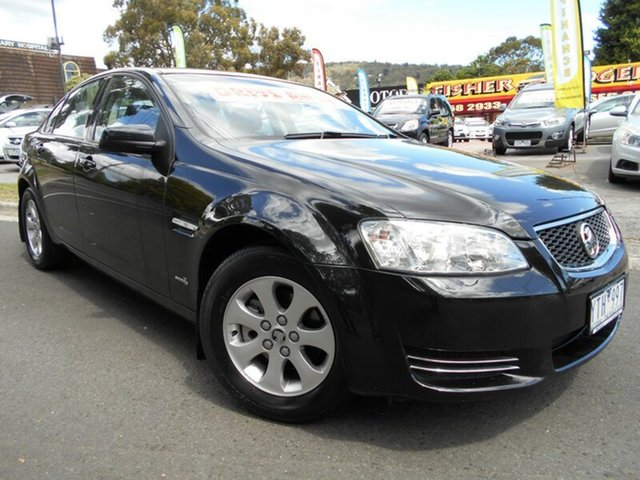Used Holden Commodore Omega, Upper Ferntree Gully, 2011 Holden Commodore Omega Sedan