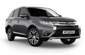 New Mitsubishi Outlander, Blue Ribbon Motors, Yamanto