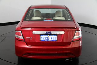 Used Ford Falcon G6E Turbo, Victoria Park, 2014 Ford Falcon G6E Turbo FG MkII Sedan.