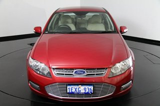 Used Ford Falcon G6E Turbo, Victoria Park, 2014 Ford Falcon G6E Turbo Sedan.