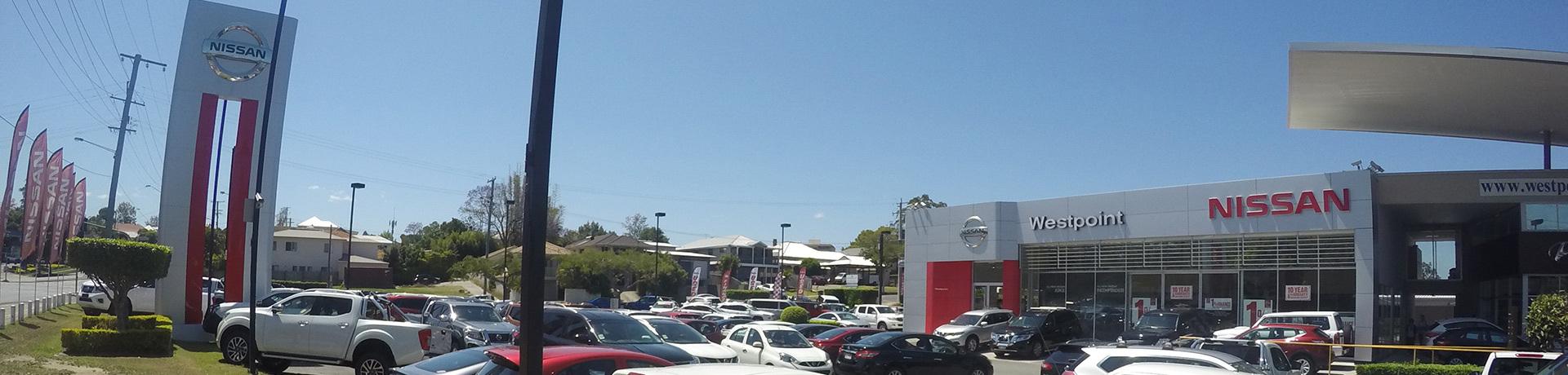 Westpoint Nissan   Banner 2