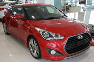 New Hyundai Veloster SR Coupe D-CT Turbo, 2015 Hyundai Veloster SR Coupe D-CT Turbo FS4 Series II Hatchback.