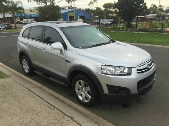 Discounted Used Holden Captiva 7 SX (FWD), Toowoomba, 2012 Holden Captiva 7 SX (FWD) Wagon