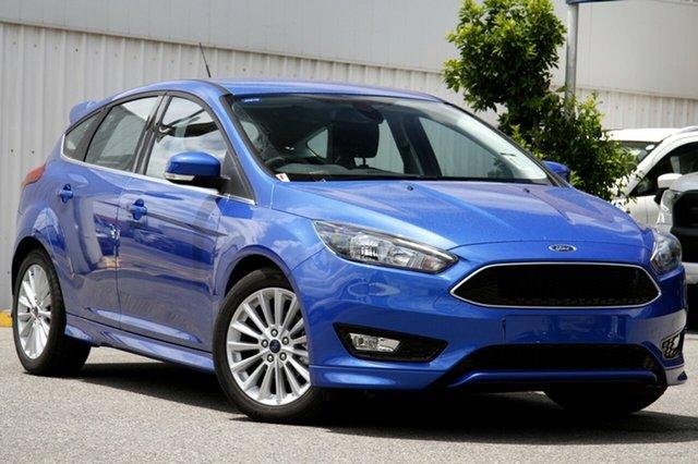 New Ford Focus Sport, Hobart, 2017 Ford Focus Sport Hatchback