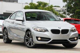 Used BMW 220i Sport Line, Kedron, 2014 BMW 220i Sport Line F22 Coupe