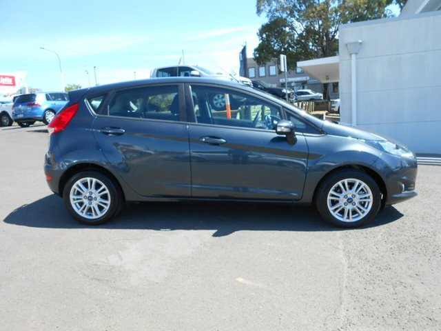 Used Ford Fiesta Trend, Nowra, 2013 Ford Fiesta Trend WZ Hatchback